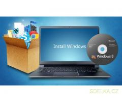 Переустановка, установка Windows 7\8\10